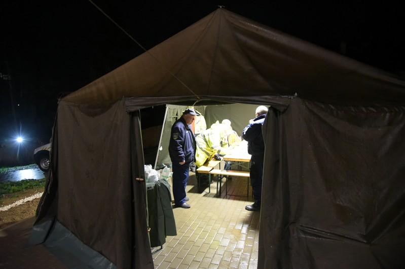 Több helyszínen zajló együttműködési gyakorlaton vett részt a Budapest Önkéntes Mentőszervezet szeptember 8-án a Borsod-Abaúj-Zemplén megyei Kovácsvágáson. A katasztrófa hatások kezelése céljából megszervezett eseményen mintegy százhúsz önkéntes vett részt.