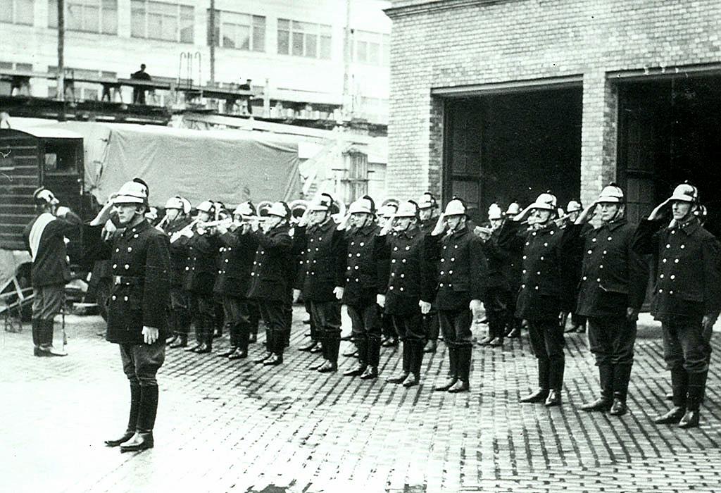 Flórián napi ünnepség (1941)