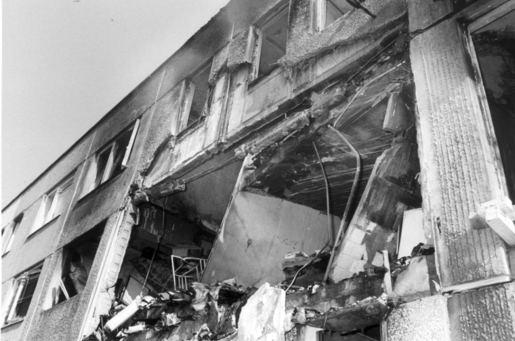 Jós utcai robbanás 1993