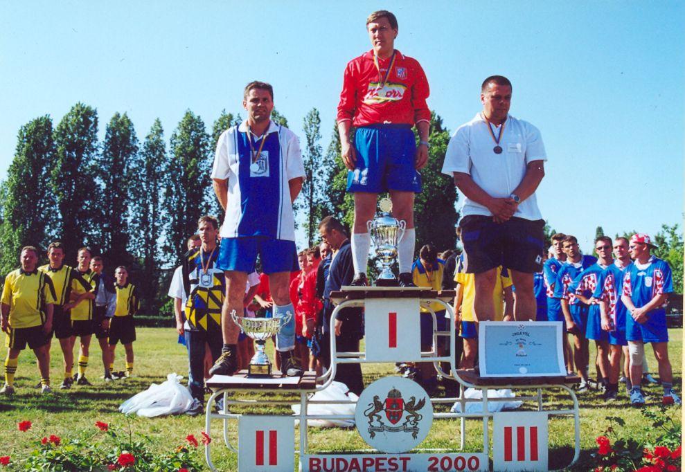 Szent Flórián Kispályás Labdarúgó Kupa 2000
