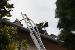 tűzoltók közelről